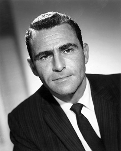 Rod Serling The Twilight Zone Suave In Suit And Tie 1960'S 16x20 Canvas Giclee