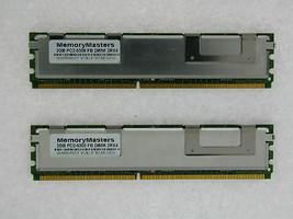 4GB 2X2GB Kit Compaq Proliant ML370 G5 Storageworks 400r Tout-en-Un Mémoire RAM