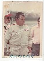 JIM HURTEBESE PORTRAIT RACING photo 1971 - $17.46