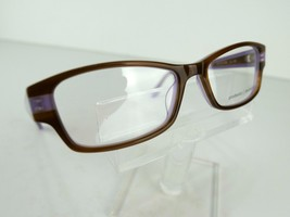 PRODESIGN DENMARK 1748 (5024) Brown Med. Demi 51  x 15 Eyeglass Frames - $88.78