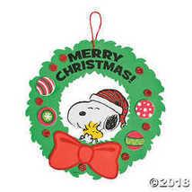 Peanuts? Christmas Wreath Craft Kit - $24.48