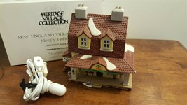 Dept 56 New England Village Sleepy Hollow 1990 VAN TASSEL MANOR 59544 - $19.95