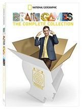 Brain Games 1-7 Complete Collection - $53.09