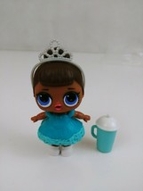 LOL Surprise MISS BABY Pageant Crown Tiara Girl Doll With Accessories & Paper - $15.44
