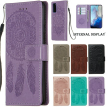 For Samsung S10 S20 Plus Ultra S10E Pattern Flip Leather Wallet Case Stand Cover - $62.86