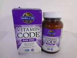 Garden of Life Vitamin Code Raw Zinc 60 vegan Capsules [VS-G] - $19.80