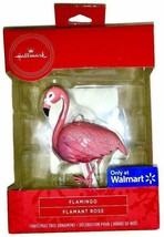 Hallmark 2019 Flamingo Christmas Tree Ornament Walmart Exclusive New - $9.50