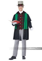 California Costumes Holiday Caroler Mens Christmas Xmas Costume 01520 - $49.99