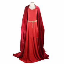 Game of Thrones Melisandre of Asshai Cosplay Costume Melisandre Cosplay Outfit - $98.00