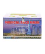 MADE IN USA 50 PCS BLUE Color Face Mask Mouth & Nose Protector Respirato... - $24.98
