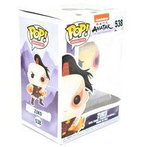 Funko Pop! Animation Avatar The Last Airbender Zuko #538 Action Figure image 5