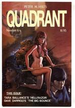 Quadrant #6 1986- Hellrazor- Peter M Hsu  NM- - $18.92