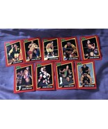 Lot Of 9 Steiner Brothers Rick & Scott WCW Wrestling Trading Cards Impel... - $3.73