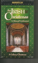 An Irish Christmas: A Musical Celebration - VHS Tape