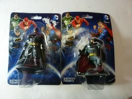 Figurine Minifigure DC comics Batman Cake Topper - You Get Two!!!! - $12.37