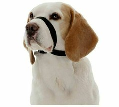 The Company of Animals Quiet Dog for Training Dogs, Black, Size 5 - $4.95