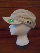 PrAna Organic Cotton Fidal Castro style hat/cao Beige Never worn - $28.01