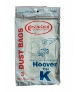 75 Hoover K Spirit Bags Encore Supremacy Older Runabout s4010028K 401010... - $49.37