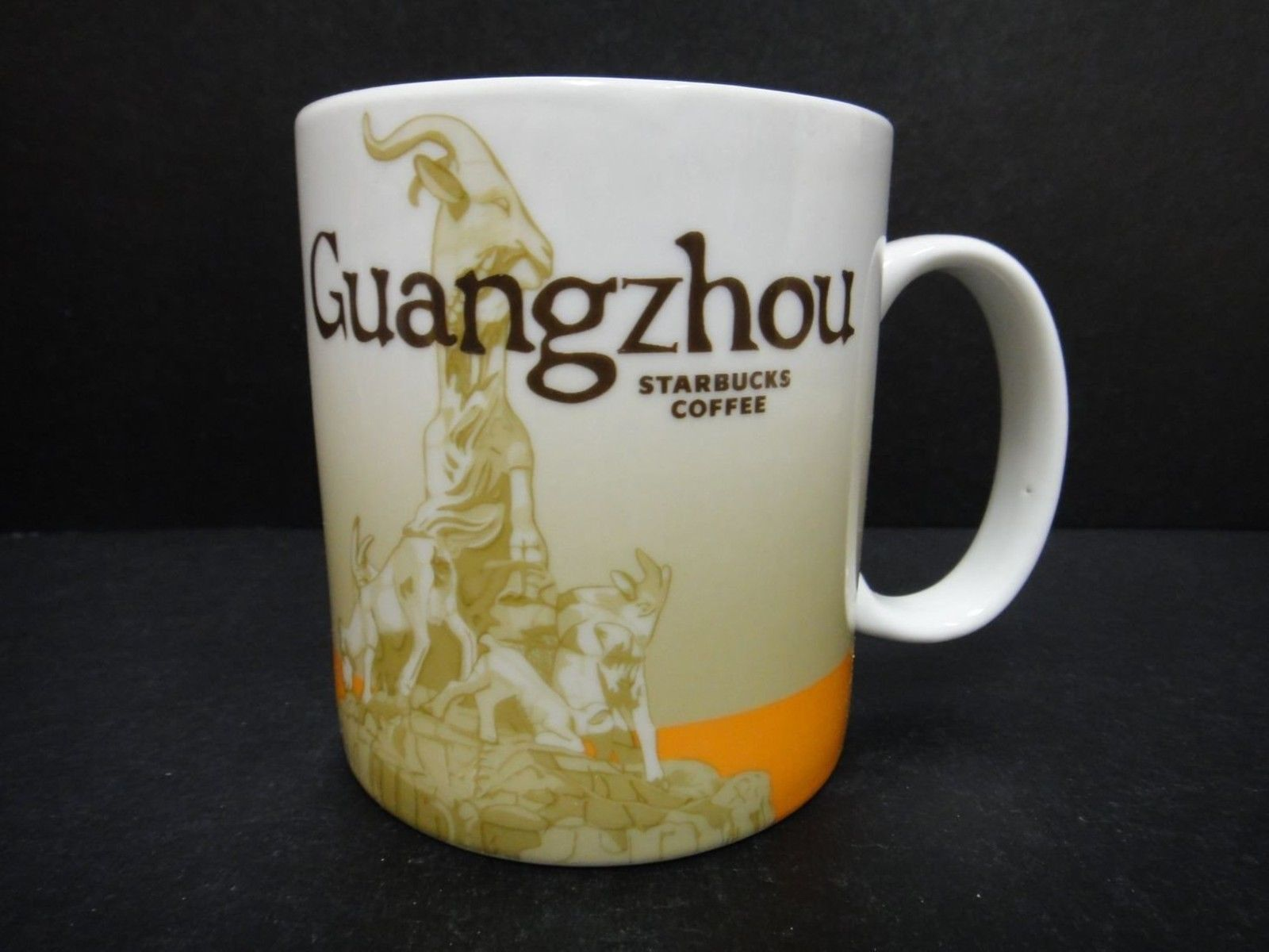 new China Starbucks Limited edition city mugs 16oz of quanzhou