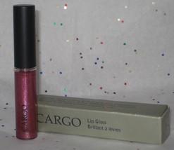 Cargo Long Wear Lip Gloss in Madrid - NIB - $9.98