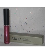 Cargo Long Wear Lip Gloss in Madrid - NIB - $9.98