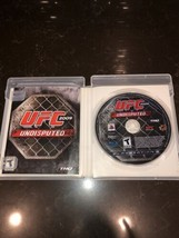 UFC 2009 Undisputed Game [Playstation 3] - $8.79