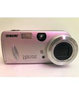 Sony Cyber-shot DSC-P52 3.2MP Digital Camera - Silver For Parts - $8.60