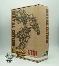 Original Legendary Toys Transformers LT01 MPM-03 V2 Bumblebee Action Fig... - $399.99