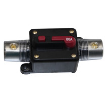 APS 80A Car Audio Inline Circuit Breaker Fuse For 12V Protection CB-04-0... - $14.95