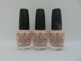 OPI Nail Polish - Stop It I'm Blushing NL T74 0.5 Fl oz - Big Sale - 3 f... - $14.85