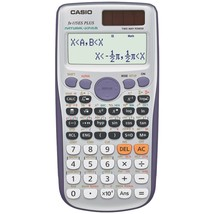 Casio Natural Textbook Display Calculator CIOFX115ESP - $28.70