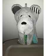Whisbear The Humming Bear ~ Magnetic Closures~ Battery Operated Sleep So... - $9.89