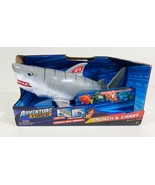 Adventure Force Crunch And Carry Shark With Sea Animals Included (BRAND NEW) - $24.75