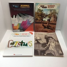 EZ PLAY PIANO SONG BOOKS, VINTAGE, 30'S, CHRISTMAS, CELEBRATED FAVORITES - $24.75