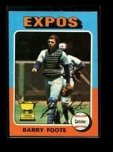 1975 TOPPS #229 BARRY FOOTE VGEX EXPOS (WAX)  - $0.99