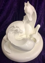 "Royal Doulton Images ""The Gift of Life"" Bone China Sculpture #HN3254 - $110.88"