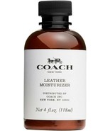 Coach Leather Moisturizer 4 FL oz 118ml  NEW SEALED BOTTLE - $16.48