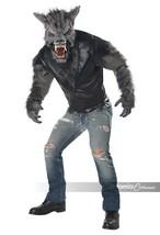 California Costumes Pleine Lune Fureur Loup Homme Adulte Halloween 00785 - $53.24