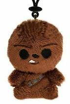 Chewbacca de Star Wars Funko Mystery Mini Peluche Llavero Mochila Clip - $4.99