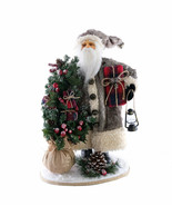 "katherine's collection Aspen Santa Claus with tree 17 1/2"" 22-922490 - $119.99"