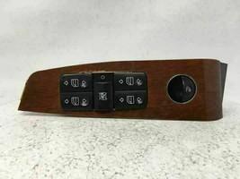 2005 Mercedes S500 Driver Left Door Master Power Window Switch 18762 - $109.98