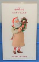 Hallmark 2019 Toymaker Santa Series Ornament - $19.75