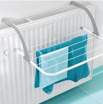 Multifunction Foldable Outdoor Clothes Drying Rack Bathroom Windowsill S... - £13.53 GBP