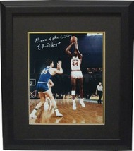 Elvin Hayes signed Houston Cougars 16X20 Photo vs UCLA 1968 Game of the ... - $129.95