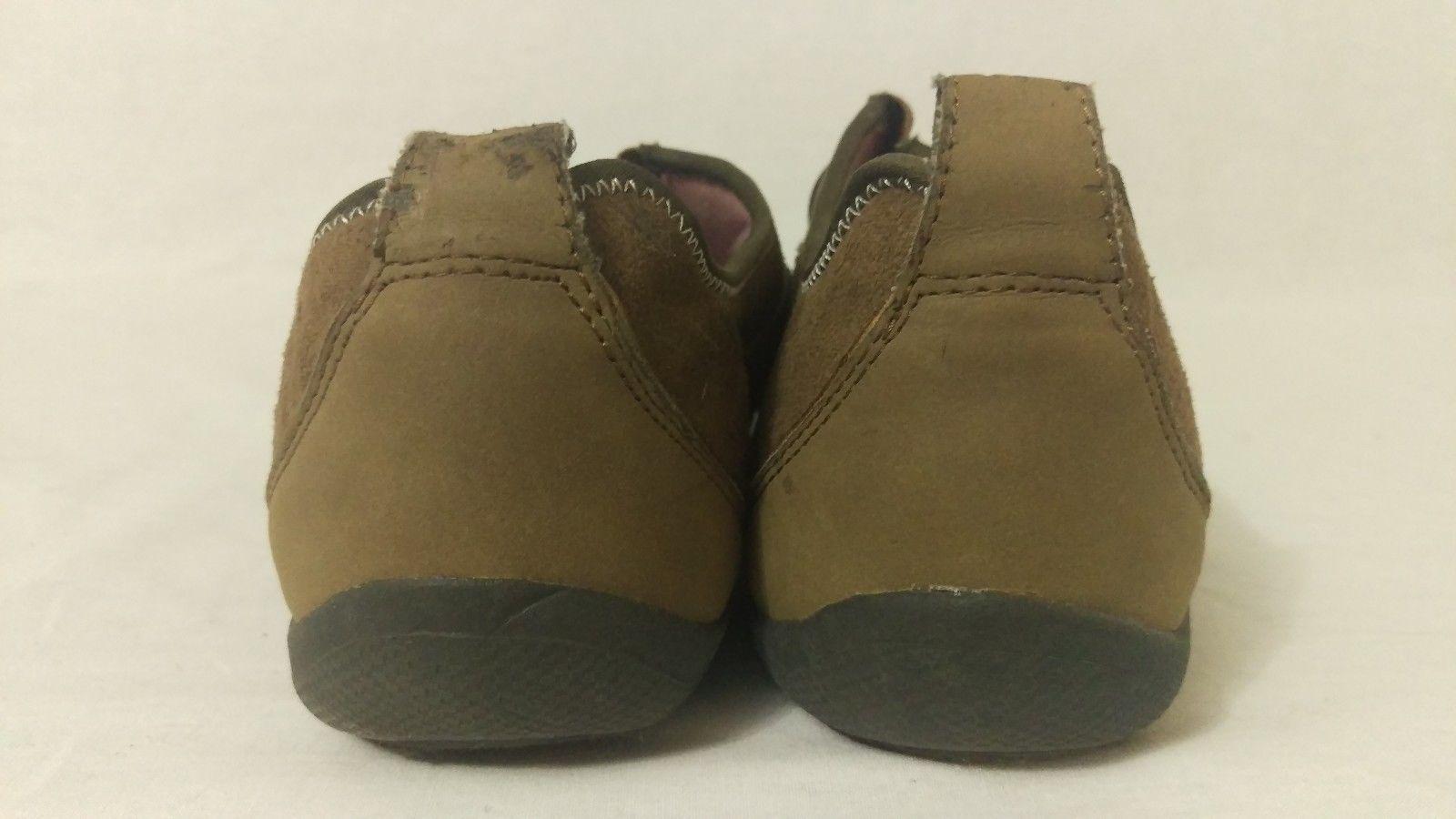 Dexter Shoes Women's Size 9 light Brown velcro