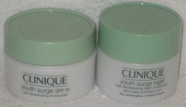 Clinique Youth Surge Day and Night Age Decelerating Moisturizer Set - $24.98