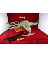 Vintage Kenner 1993 Jurassic Park Capture Copter Helicopter Incomplete - $50.00
