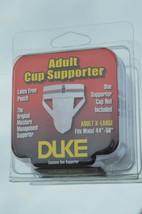 "Duke Adult Athletic Supporter Adult X Large Waist 44""-50"" Style 201CS - $12.16"