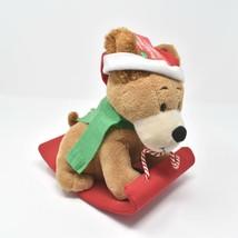 "Hallmark Rockin' Rover 9"" Rocks To Jingle Bells With Tags #1 - $24.74"