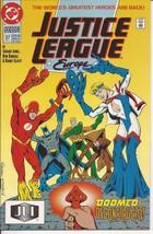 DC Justice League Europe #37 Doomed By Deconstruction Batman Flash Aquaman - $2.95